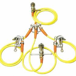 3KUY4 2680 Four Way Grounding Set