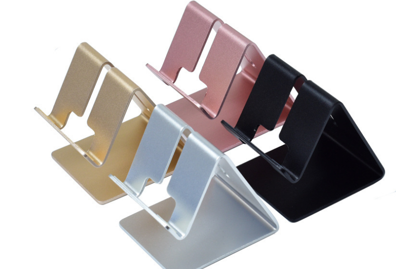 Metal New Products Aluminum Colorful Mobile Stand Phone Holder