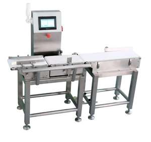 China Conveyor Weight Scale Checking Machine for Food Industry Price