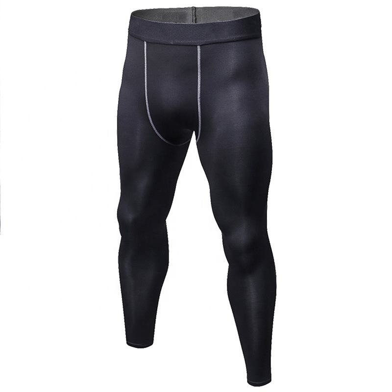 New Sports Running Tights Fitness gym Clothing Sport Leggings mens compression pants