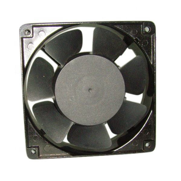 Cooling Fan 120mm x 120mm x 25mm High Speed Cabinet 110V AC Pre-Wired Electronic