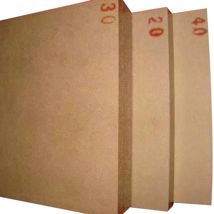 Natural Thickness Laminated Paper Sheet Transformer Insulation Pressboard