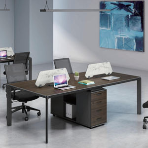Hot Sale Latest Classic Office Clerk Staff Table Desk