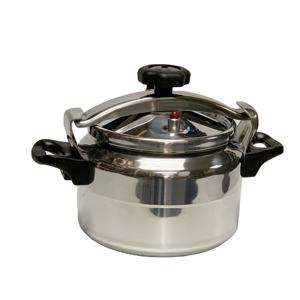 Fast Food Cooking Induction And Gas Stove High Aluminium Pressure Cooker