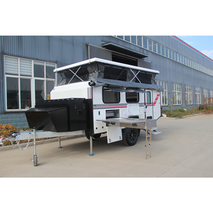 USA roof top tent caravan car overland 4x4 offroad travel camping trailer made in china pop up off road camper trailer for sale