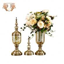 Table Decoration Decorative Items Luxury Home Gifts Crafts Glass Art Decor