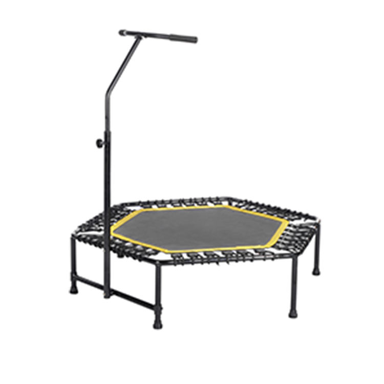 Sundow Cost-Effective 40Inch Adult Indoor Fitness Mini Trampolines For Kids With Handle