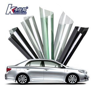 High Heat Rejection 100%UV Car Dark Black Solar Car Window Film Electric Tint Film For Car Window