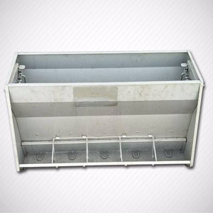 stainless steel automatic double side feeder pig for piglets