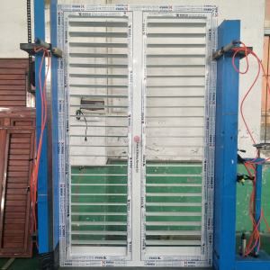 LZ Aluminum patio door shutters plantation shutters for french doors