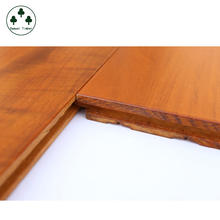 Asian teak wood flooring