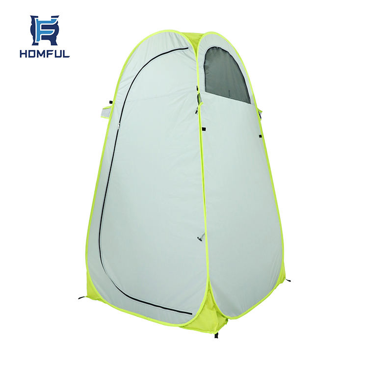 Homful Pop Up Privacy Tent Draagbare Kleedkamer Tent Camping Douche Tent