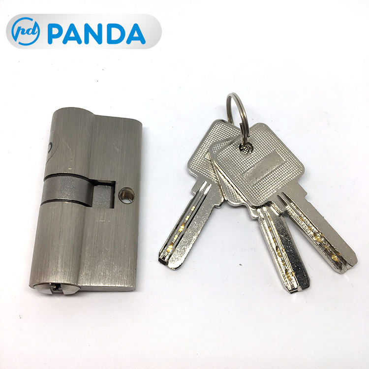 cheap high quality euro door aluminium alloy lock cylinder types casement windows and doors accessories lock body