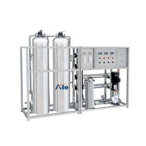 Cosmetic Chemical RO Water Treatment Plant Purification Machine For Dialysis