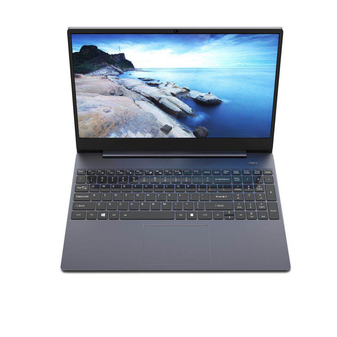 factory price oem 15.6 inch mini laptop with 8GB+512G intel 6100 win10 Business computer SSD hard disk laptop