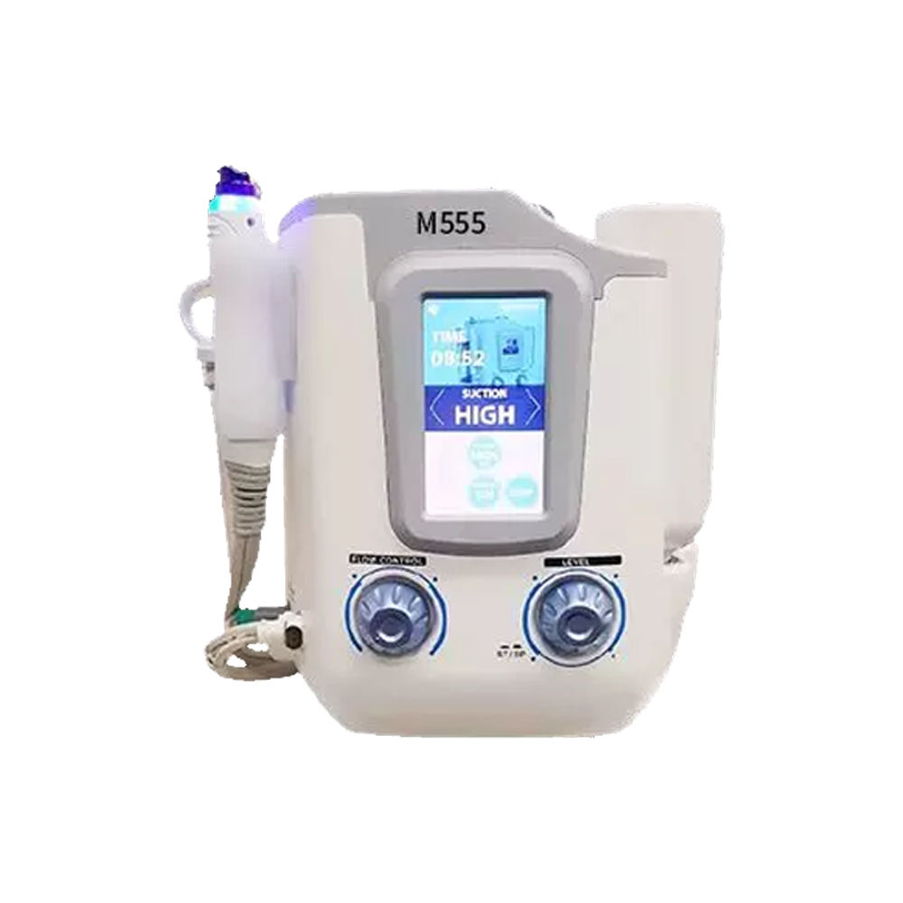 Facial Skin Cleaning Machine Jet Peel Machine for Blackhead Removal