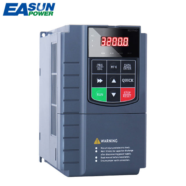 ac drive 2.2kw 4kw 5.5kw 7kw 5hp, high performance low voltage vector control type ac drive solar pump inverter