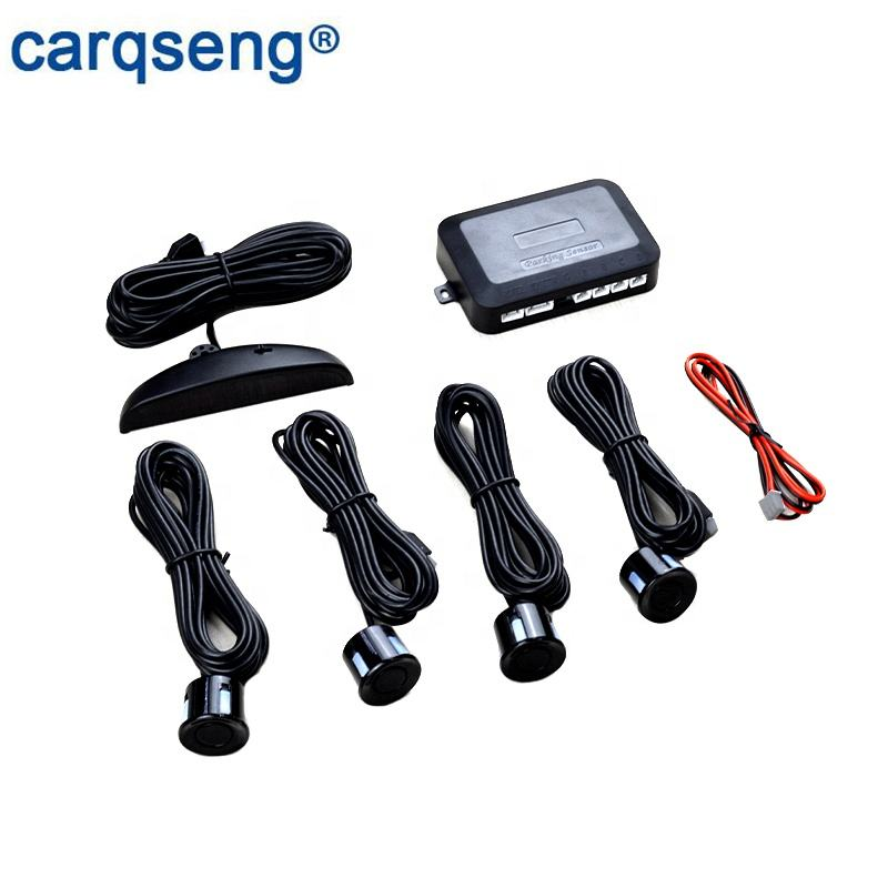Factory Newest LED display car park system with rear parking sensor for distance measuring