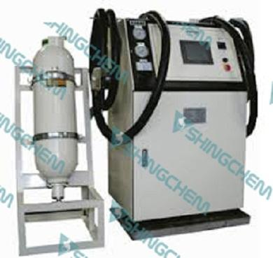 refrigerator argon gas filling machine with cheaper price and good quality shandong factory