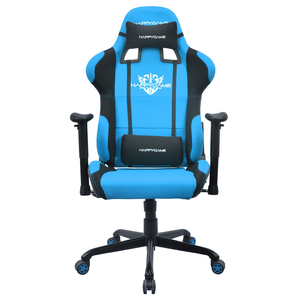 OS-7206 high quality good price comfortable gaming chair blue office chair