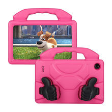 For Kindle fire hd 7 inch 2015 Tablet eva foam shockproof cover for amazon fire 7 tablet case with handle stand