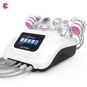 Mychway MS-45T2SB Lipocavitation machine Cellulite removal Ultrasonic 30K Cavitation RF EMS EL V- Shape Face S Shape Machines