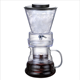 Ice Drip Coffee Filter Glass Espresso Kitchen Barista Tools Dripper Pot Ice Cold Brew Cafe Maker