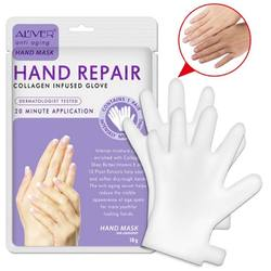 Skin Care Sets Soft Hand Mask Moisturizing Silk Skiing Improves
