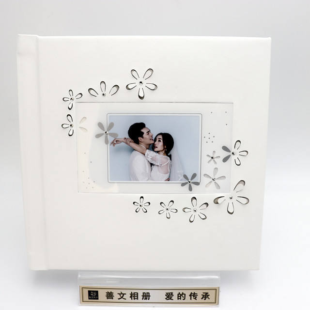 Luxury Photo Album Style and Perfect Binding wedding photo albums