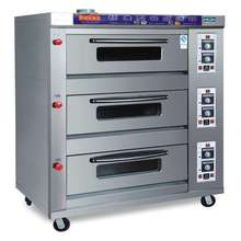 bakery machines!!! 2 layers 4 trays deck oven/ electric/ gas/ pizza/ baking/ oven