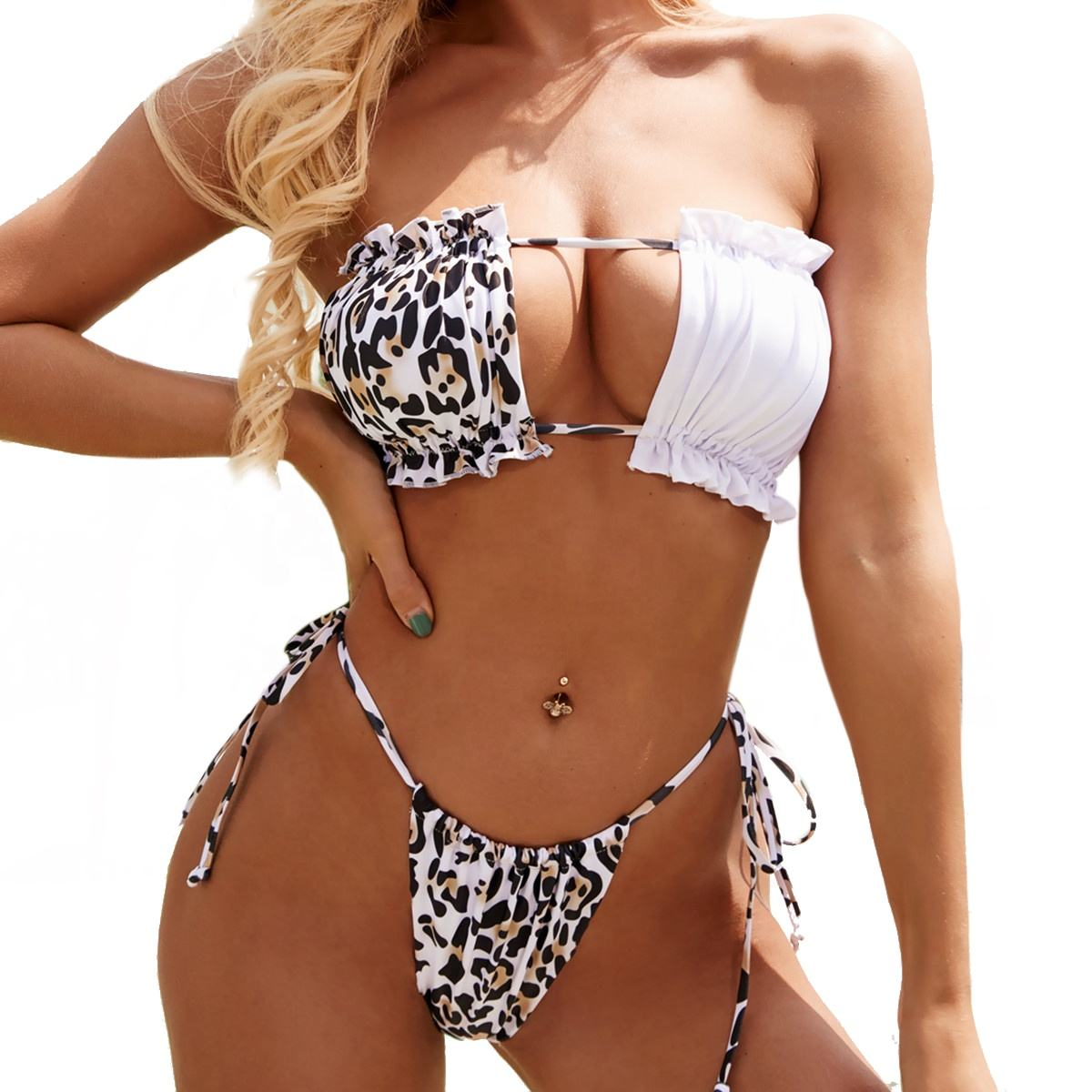 2020 summer stylish High Quality New Design sexy swimwear women bikini swimsuits