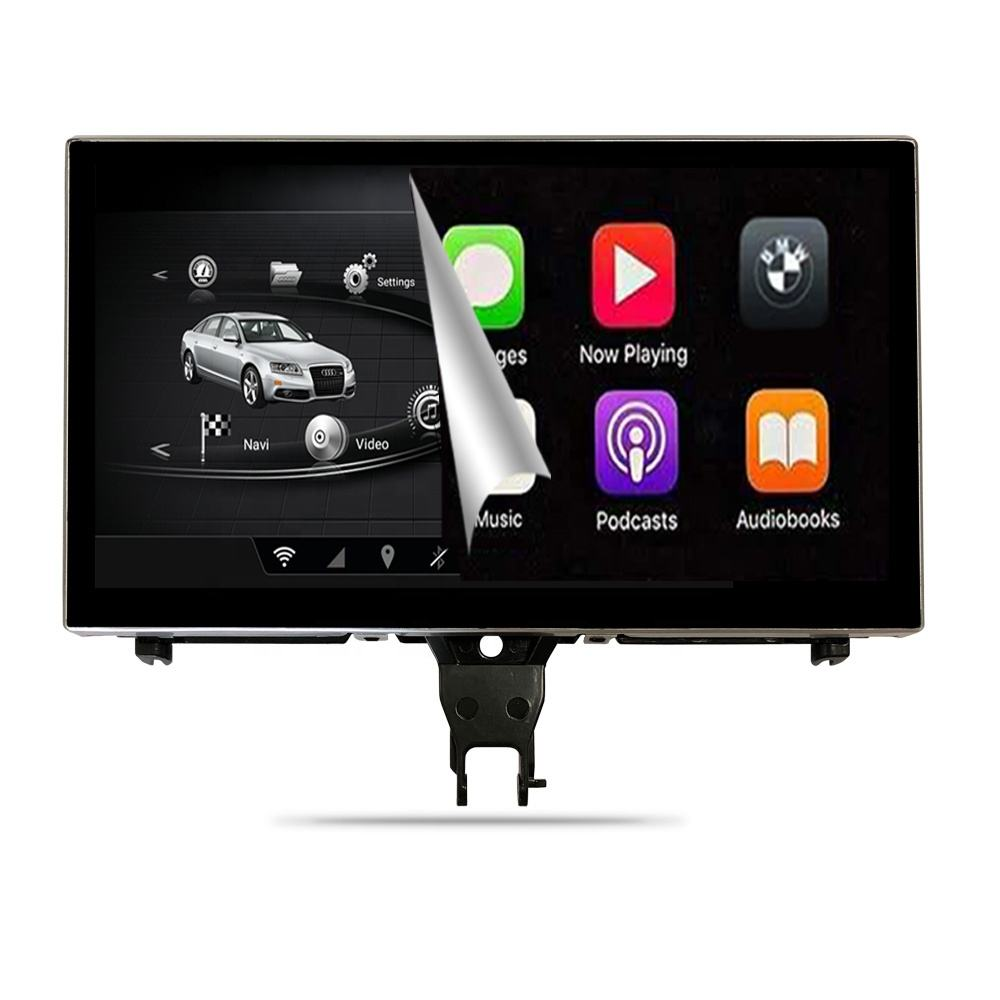 MCX 9 inch Android gps navigation multimedia DVD radio system audio player bluetooth wifi for Audi A6 A6L A7 2012-2019 Android