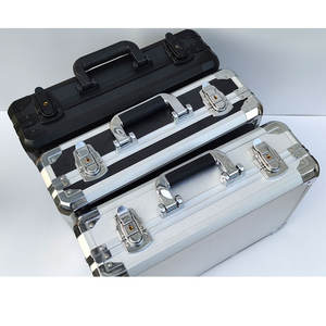 custom Aluminium Storage Tool flight alu Carrying Case