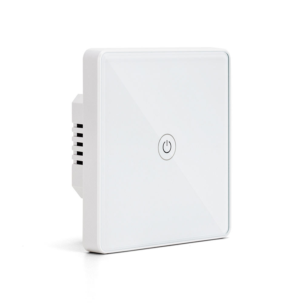 Tuya Smartlife 1Gang EU Wifi Smart Switch,AppระยะไกลและAlexa/Google Voice Control