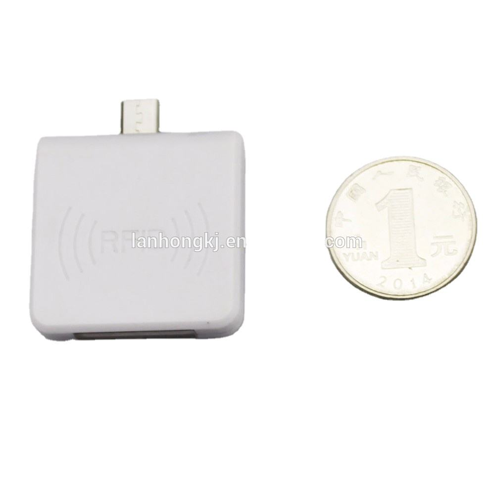USB Android 13.56MHz RFID NFC Card Reader