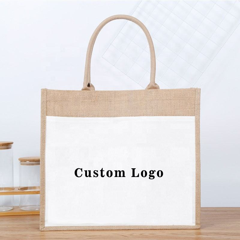 2020 OEM <span class=keywords><strong>di</strong></span> buona qualità <span class=keywords><strong>di</strong></span> iuta tote bag <span class=keywords><strong>eco</strong></span> shopping bag