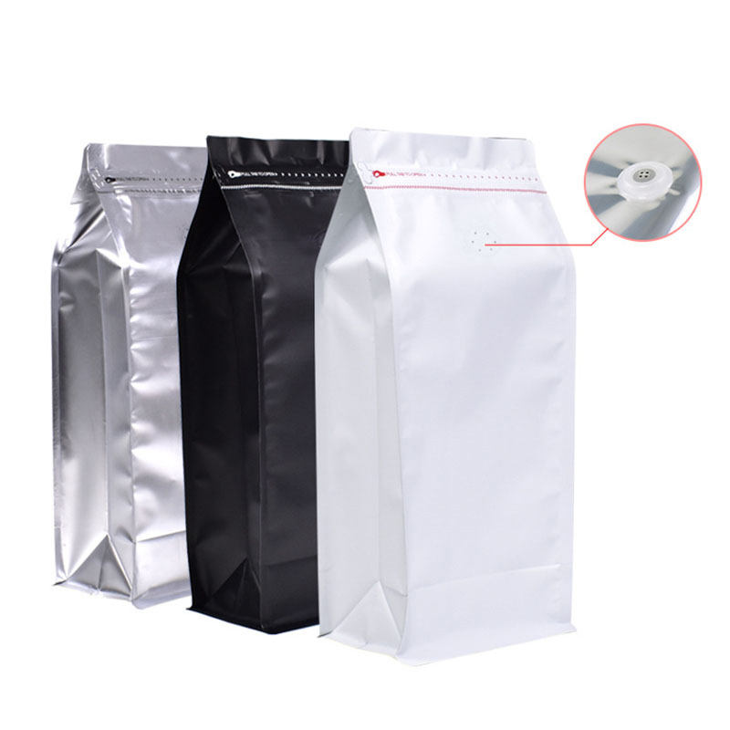 Grinds Philippines Custom Malaysia 1Kg Canada Indonesia Turkish Instant Biodegradable Bag Coffee Pouch