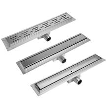 stainless steel floor drain grating /shower drain drainage for food trucks
