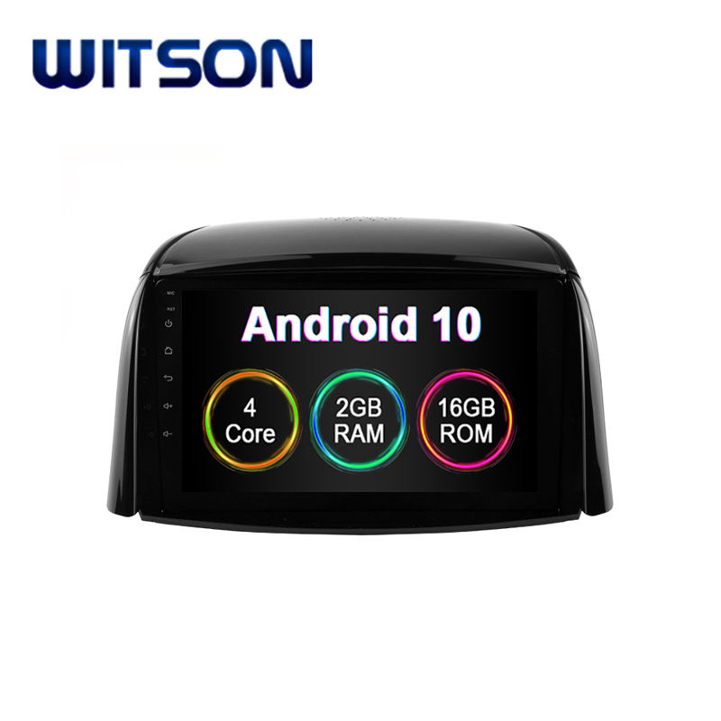 WITSON Android 10,0 <span class=keywords><strong>DVD</strong></span> reproductor de coche para RENAULT KOLEOS 2006-2016 2GB RAM 16GB ROM reproductor de <span class=keywords><strong>dvd</strong></span> del coche