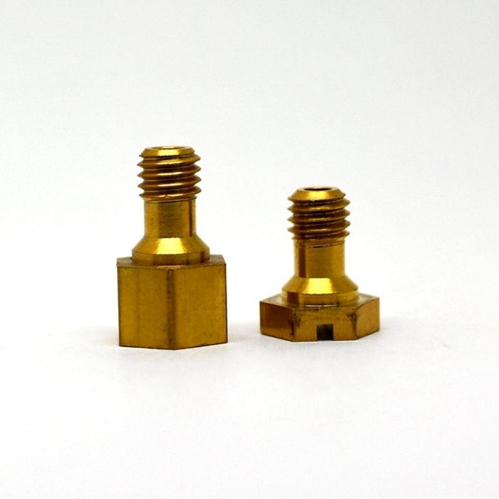 Replacement Parts Brass Screw Nut Set For Ipad