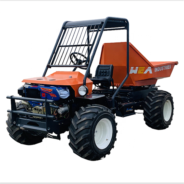 MINI AGRICULTURAL LOADER FOR PALM OIL PLANTATIONS