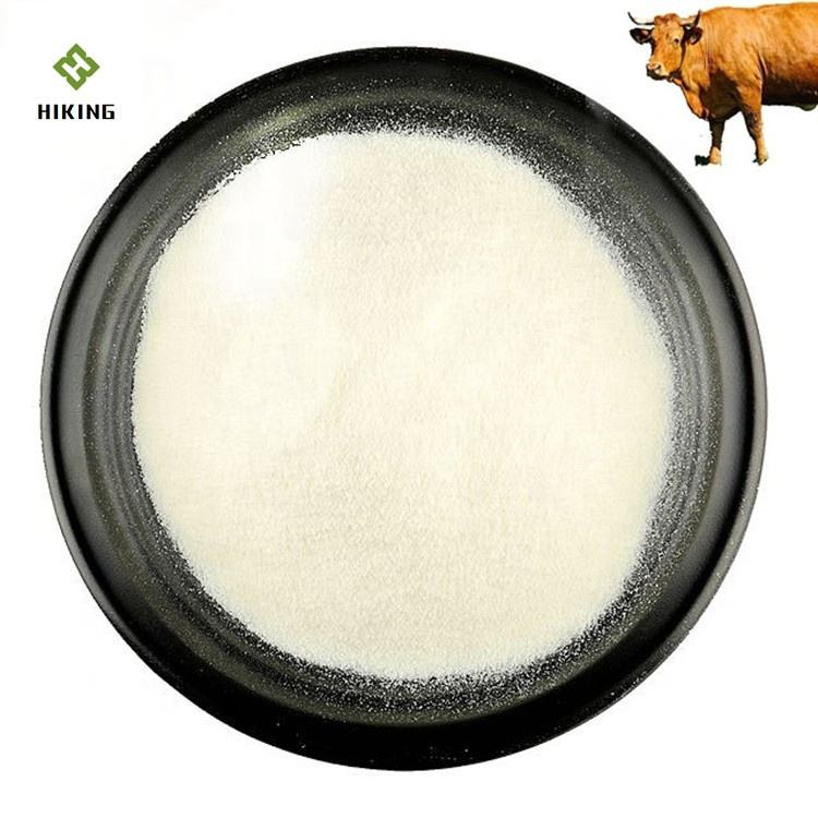 Hydrolyzed Bovine Collagen powder/ Bovine Collagen Peptide Factory Supply