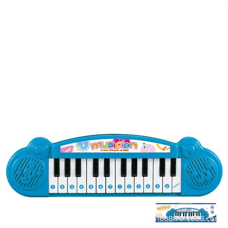 Electronic Keyboard Creative Children's Early Education 24keys Electronic Piano Musical Toy Sale Toy Musical Instrument
