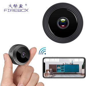 Micro spy babycircular security wireless smart wifi CCTV camera