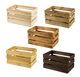 Wholesale Cheap Wooden Fruit Vegetable Crates for Sale