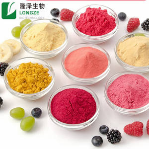 100% Natural and Organic Fruit&Vegetable Powders Spray-dried mixed fruit powders blend powder