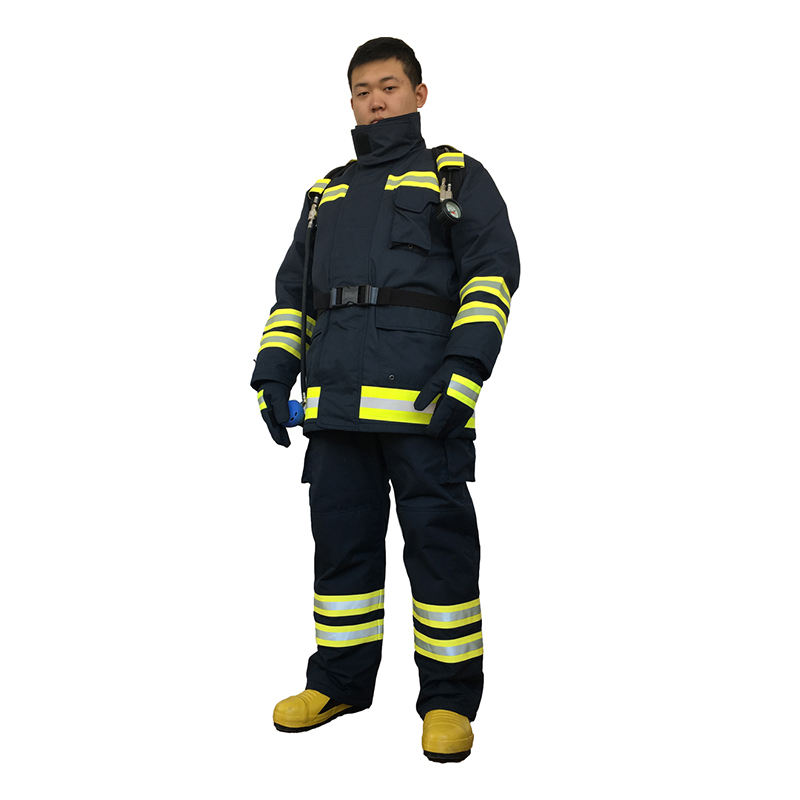 Hot Price Disposable Coverall Jacket And Pants Including Firefighting Suit