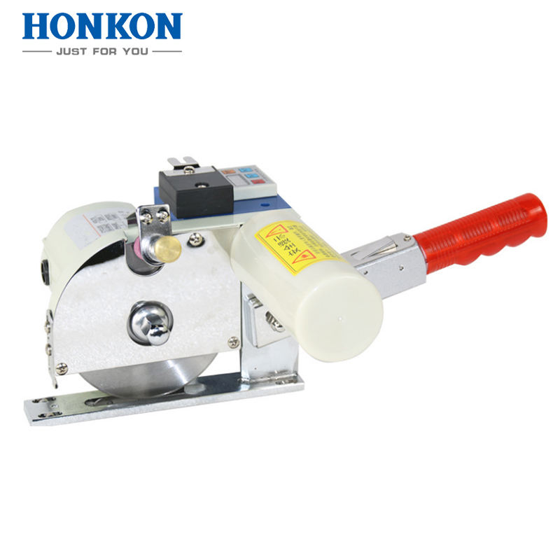 HK DB-1 AUTOMATIC FABRIC END CUTTER CLOTH CUTTING MACHINE