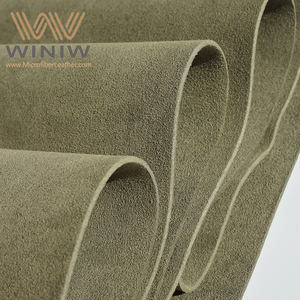 China Manufacturer Wholesale Microsuede Upholstery Fabric For Furniture & Sofa & Chair