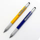 China factory wholesale bulk measuring tools metal stylus pen touch screen pen
